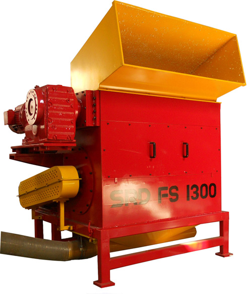 eps foam shredder